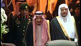 Kral Selman Kaşıkçı cinayetine değinmeden İran'a karşı uluslararası topluma çağrı yaptı