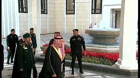 Einreisesperre gegen 18 Saudis
