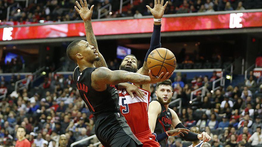 NBA: il fenomeno Lillard fa volare i Blazers
