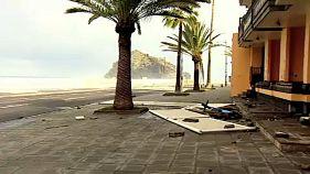 Riesenwellen an spanischer Küste: 83-jährige Frau ertrunken