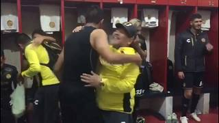 Maradona leads wild dancing and singing after Dorados victory