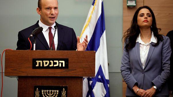 وزير التعليم الإسرائيلي نفتالي بينيت
