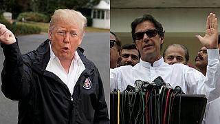 ABD Başkanı Trump'ın eleştirdiği Başbakan Han'dan 'Taliban'lı terörle mücadele yanıtı