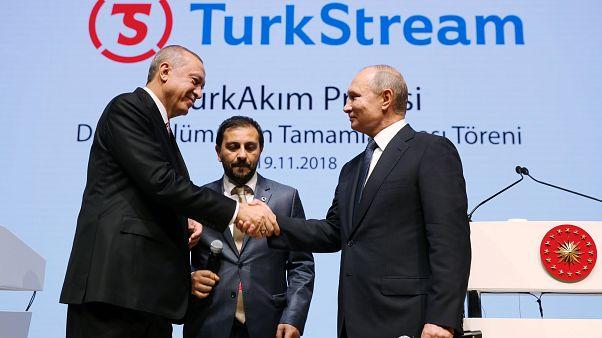 TurkStream: aperta la prima parte del gasdotto che bypassa le polemiche