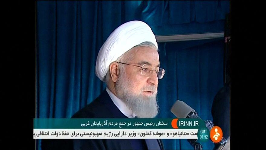 Bruselas estudia imponer sanciones a ciudadanos iraníes