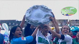 شاهد كيف فاز مشردو ومشردات المكسيك بكأس العالم
