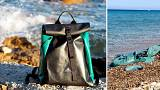 From refugee boats to fashion accessories