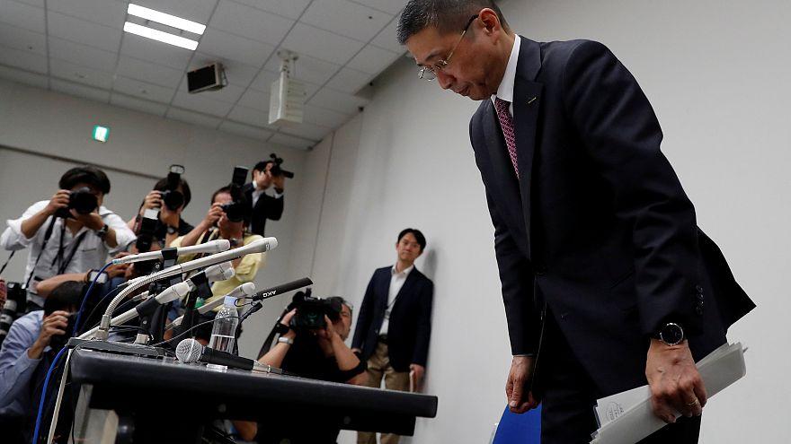 "Nissan deplora comportamento ""inaceitável"" de Ghosn"