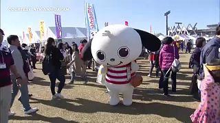 """شاهد الدمية """"كابارو"""" الأكثر شعبية في اليابان"""