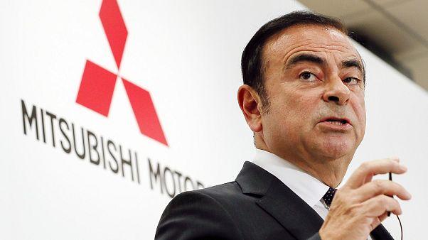Detenido en Japón Carlos Ghosn, presidente de Nissan y Renault