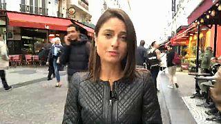 Les Parisiens réagissent au décès d'Aznavour