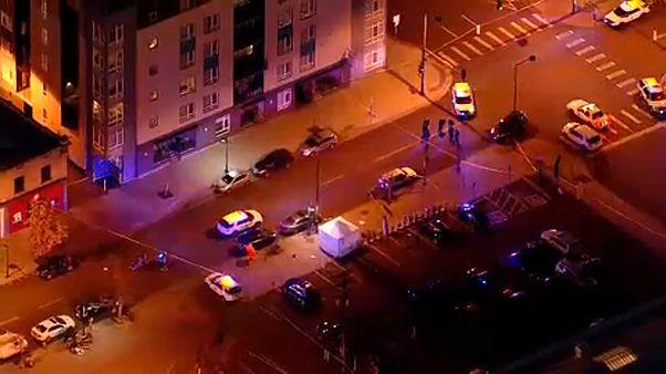 Utcai lövöldözés volt Denver belvárosában