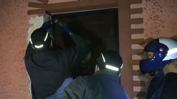 Mafia: demolite otto ville dei Casamonica a Roma