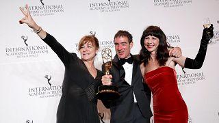 """""""La Casa de Papel"""" gana el Emmy Internacional al mejor drama"""