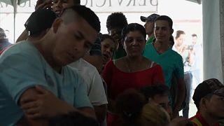 México ofrece trabajo a los migrantes de la caravana