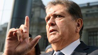 Perú niega que Alan García sufra persecución política