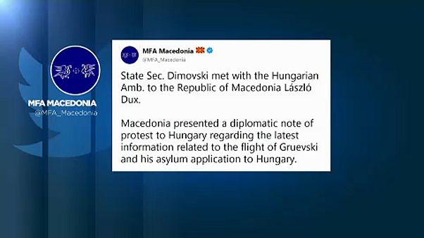 Bekérették Magyarország macedóniai nagykövetét