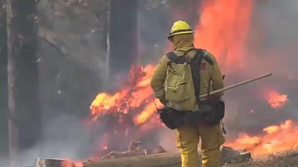 Tűzvész után földcsuszamlás jöhet Kaliforniában