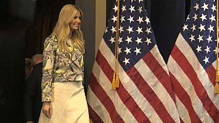 Ivanka Trump mellényúlt