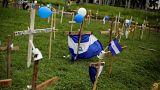 Más de 600 encarcelados en Nicaragüa desde abril