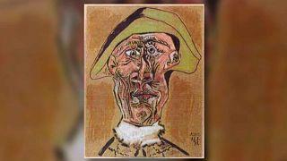 """""""لوحة بيكاسو المسروقة"""" التي تم العثور عليها قد تكون مزيفة"""