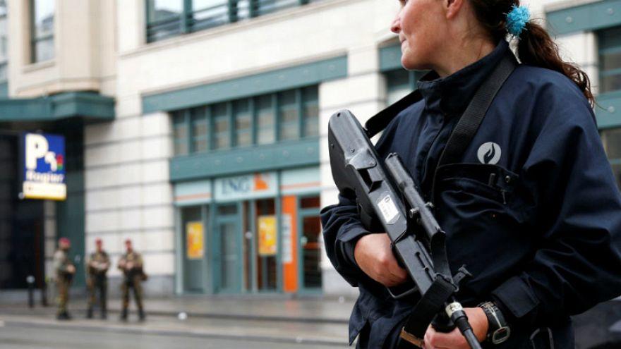 Επίθεση με μαχαίρι δέχθηκε αστυνομικός στις Βρυξέλλες