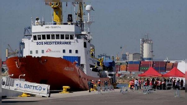 "24 Tonnen Sondermüll entsorgt? Italien will ""Aquarius"" beschlagnahmen lassen"