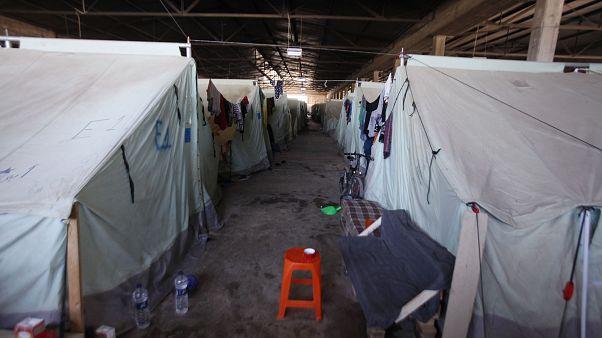 Επεισόδια με τραυματίες στη δομή προσφύγων στα Διαβατά