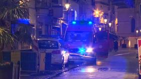 The incident happened near tourist area Grand Place