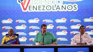 الرئيس الفنزويلي مادورو