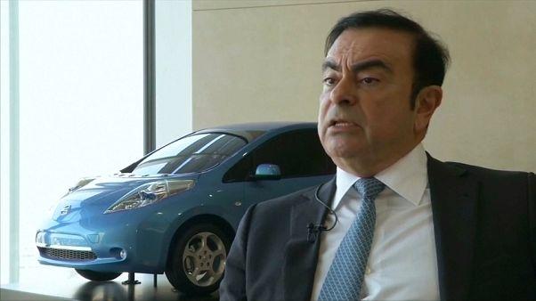 Arrest of Renault-Nissan-Mitsubishi chairman shocks motor industry