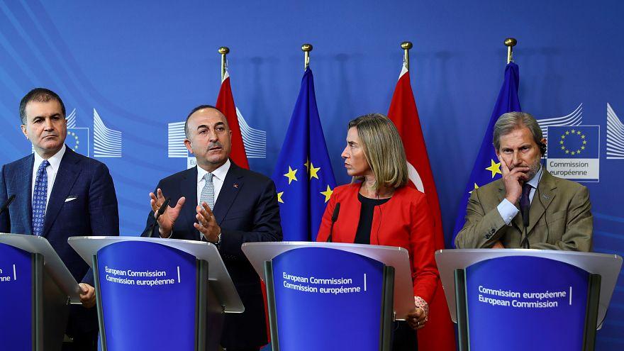 AB-Türkiye ilişkileri: Mogherini ve Hahn Ankara'yı ziyaret edecek