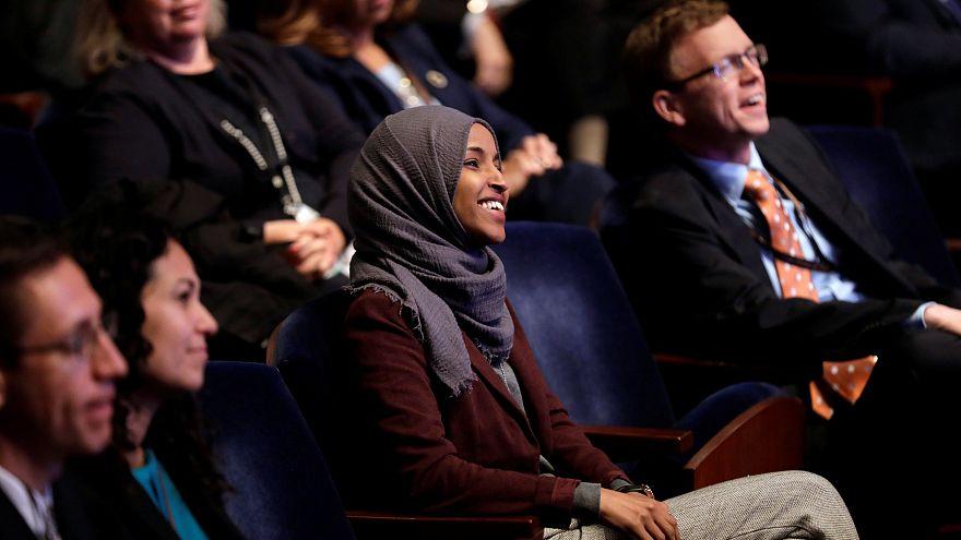ABD: Demokratlar Kongre'de başı örtmeyi yasaklayan kanunu değiştirmeye hazırlanıyor