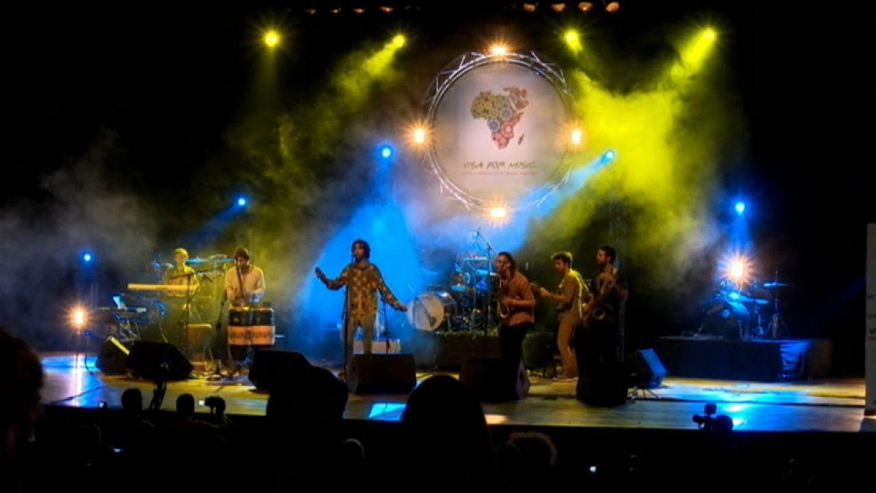 """Coup d'envoi du rendez-vous """"Visa for Music"""" à Rabat"""