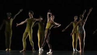 Forsythe-balett a moszkvai Bolsoj színpadán