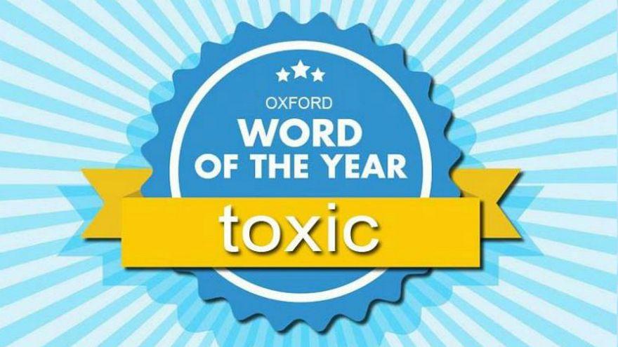 """قاموس أكسفورد يختار كلمة """"سامة"""" لتكون مفردة العام 2018"""