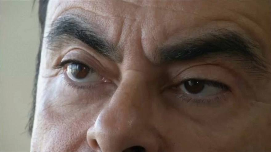 Carlos Ghosn : la chute du magnat de l'automobile