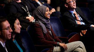 ایلهان عمر؛ تلاش دموکراتها برای اجازه ورود با حجاب به مجلس نمایندگان