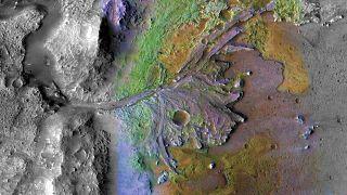 NASA's rpver will explore the lake crater of Jezero in 2020