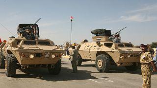 الجيش العراقي يشن ضربات جوية ضد تنظيم الدولة الإسلامية في سوريا