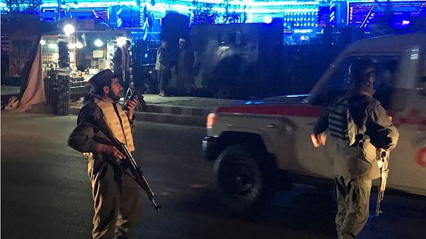 انفجار انتحاری در افغانستان