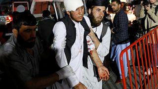Afganistan'da Mevlit kandili programına saldırı: En az 50 ölü 70 yaralı