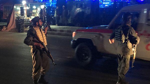Atentado em Cabul faz dezenas de mortos