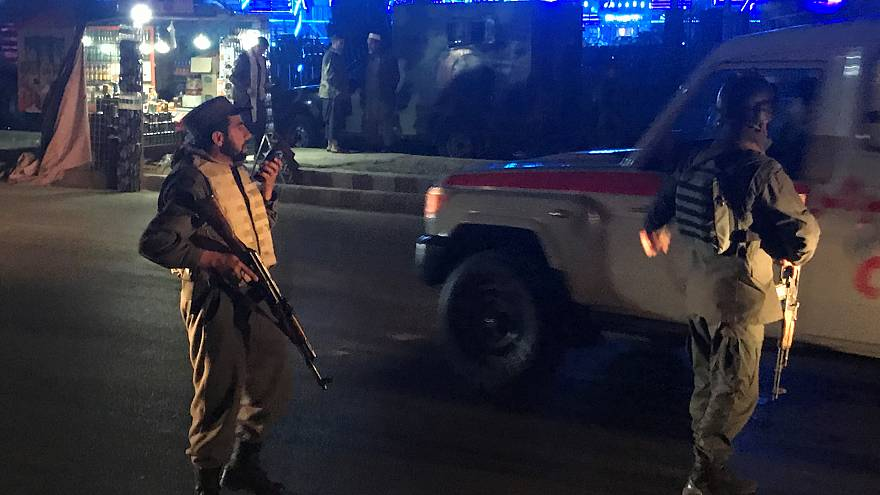 Attentat-suicide meurtrier en Afghanistan