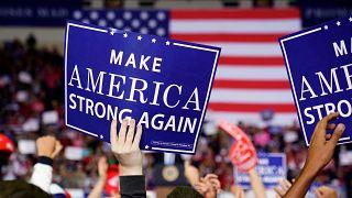 """""""Baut die Mauer!"""" US-Spielzeugmacher lässt sich von Trump inspirieren"""
