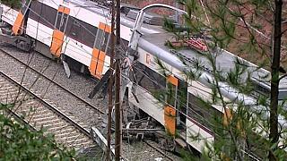 Los maquinistas denuncian incidentes similares en la zona del accidente del tren en Barcelona