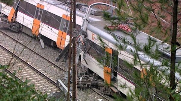 Los maquinistas denuncian incidentes similares en la zona del accidente del tren en Barcelona