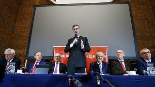 حزب متحد ترزا می از توافق جدید برکسیت حمایت نمیکند