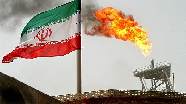 منصفة لاستخراج النفط في حقل سوروش بإيران