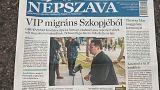Szakértő: Gruevszkinek nem kell tartania a kiadatástól
